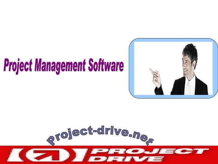 Project Management Software  Project-drive.net