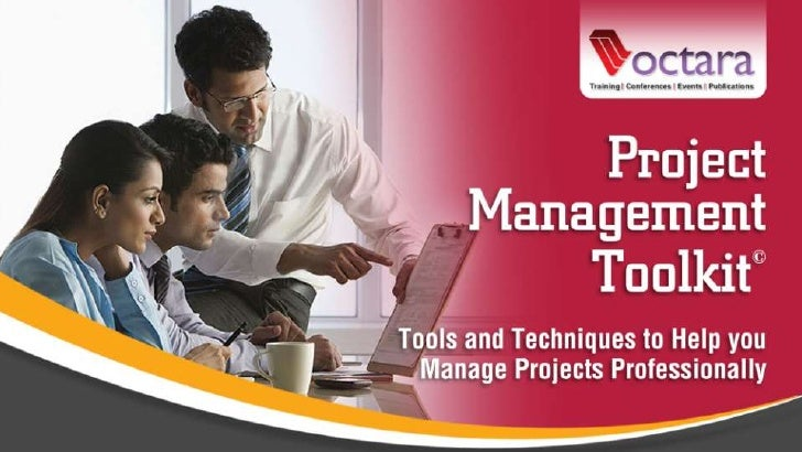 Project Management Toolkit - Presentation