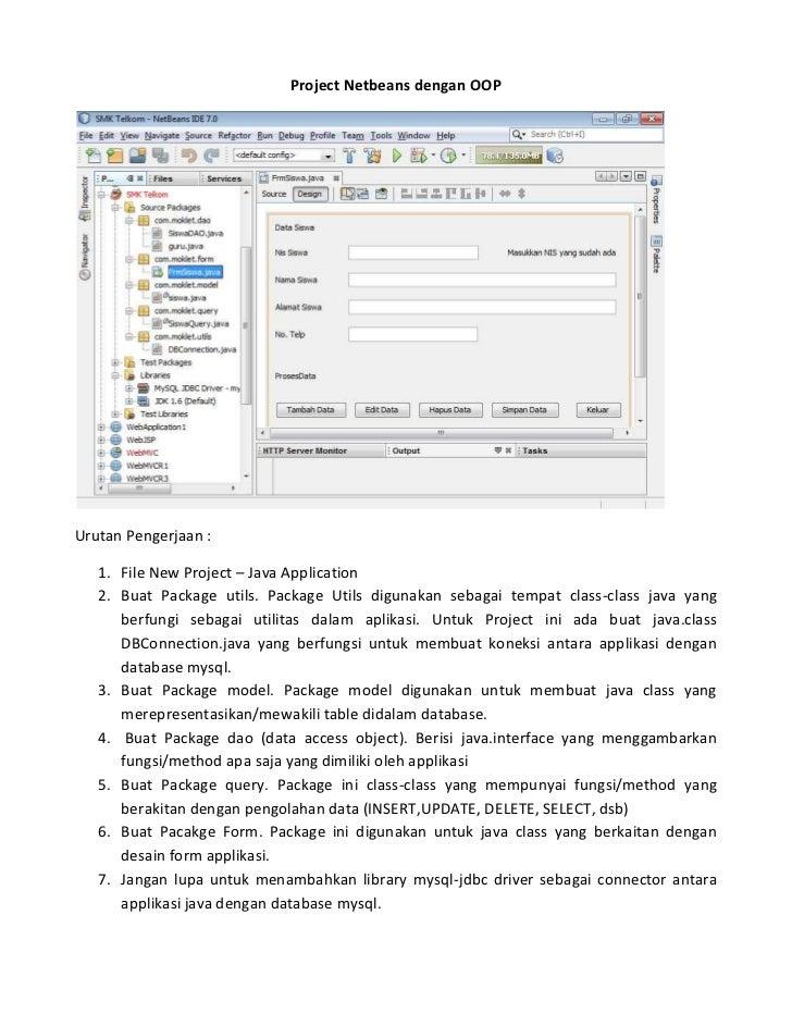 Modul Praktek Java OOP