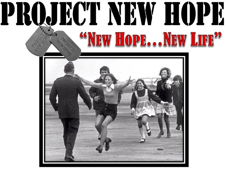 Project New Hope Description