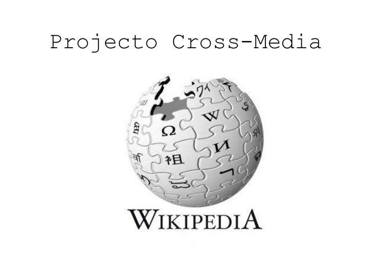 Projecto Cross-Media<br />
