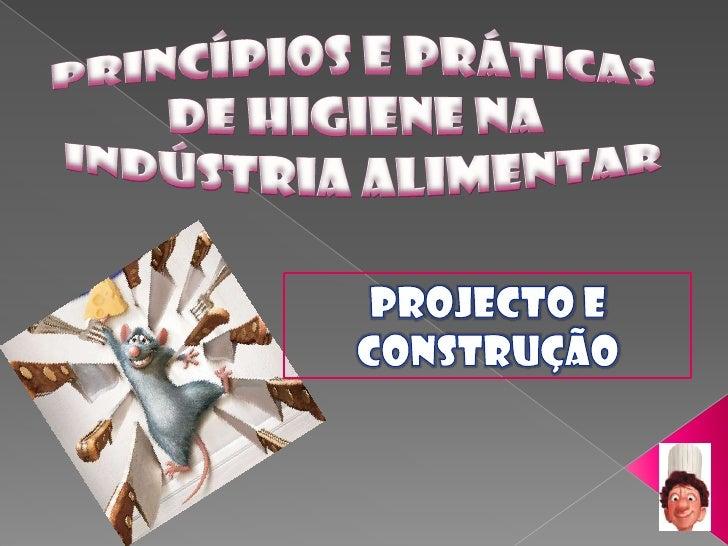 Projecto E ConstruçãO