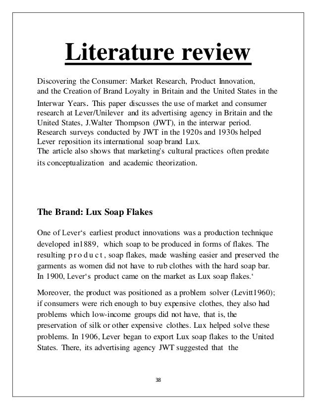 Buy Literature Review from the Best Academic Writers