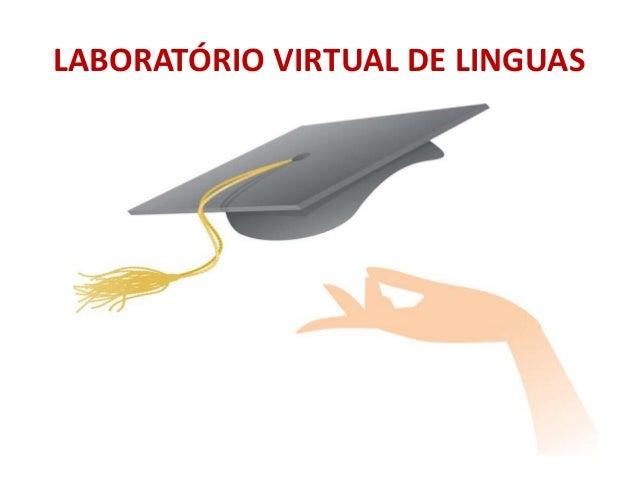 LABORATÓRIO VIRTUAL DE LINGUAS
