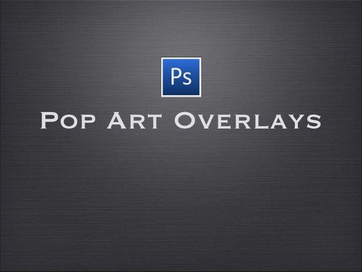 Pop Art Overlays
