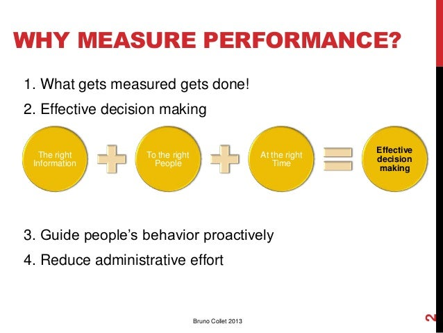 performance measurement 2 essay Business units with a performance measurement focus that complements their market strategy are generally perceived to be superior performers by senior management.