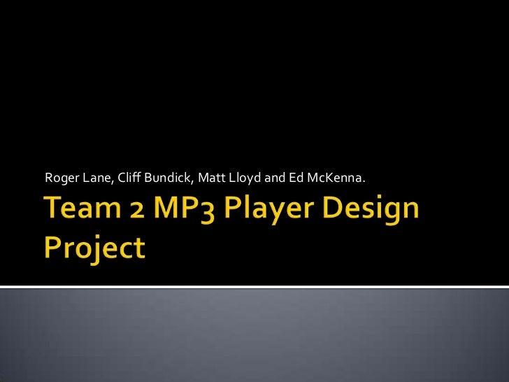 Project presentation1