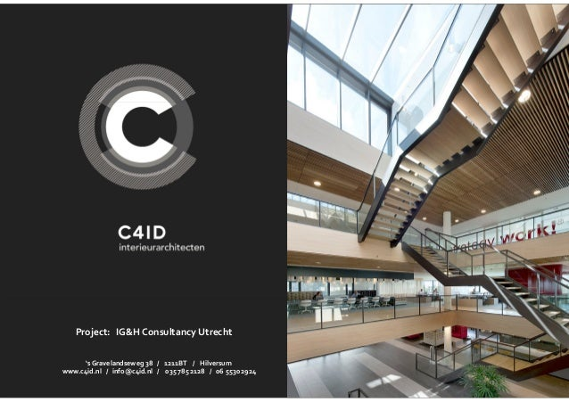 Projectpresentation C4ID IG&H consultancy