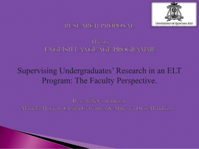 1.1 Background  In the academic world it is a tradition to have a guide to supervise the students' research. According to...