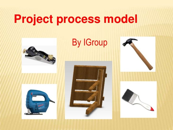 Project process model         By IGroup