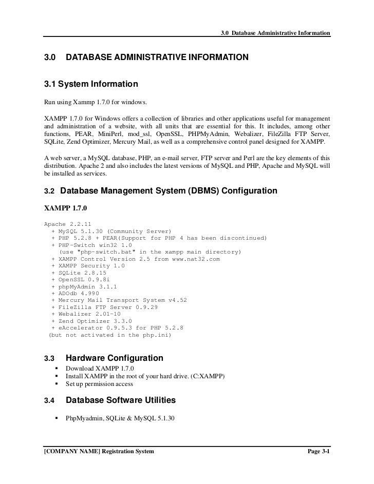 project management proposal sample pdf