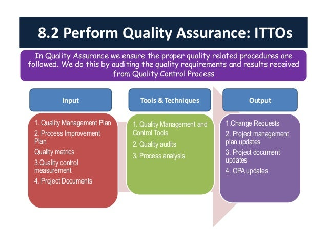 assignment quality control quality Achieving quality through problem solving and process improvement the authors wish to acknowledge the many colleagues who have contributed to the devel.