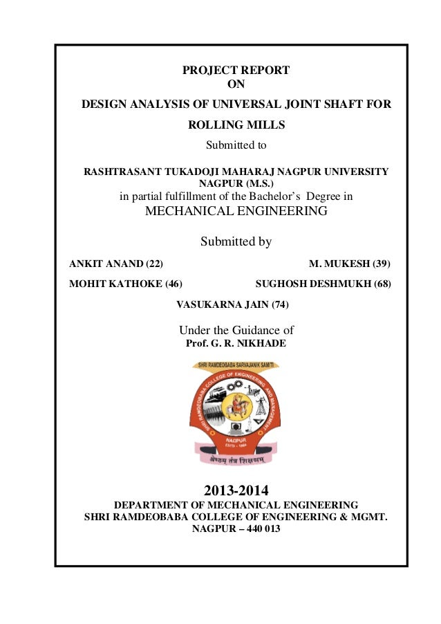 universal design thesis