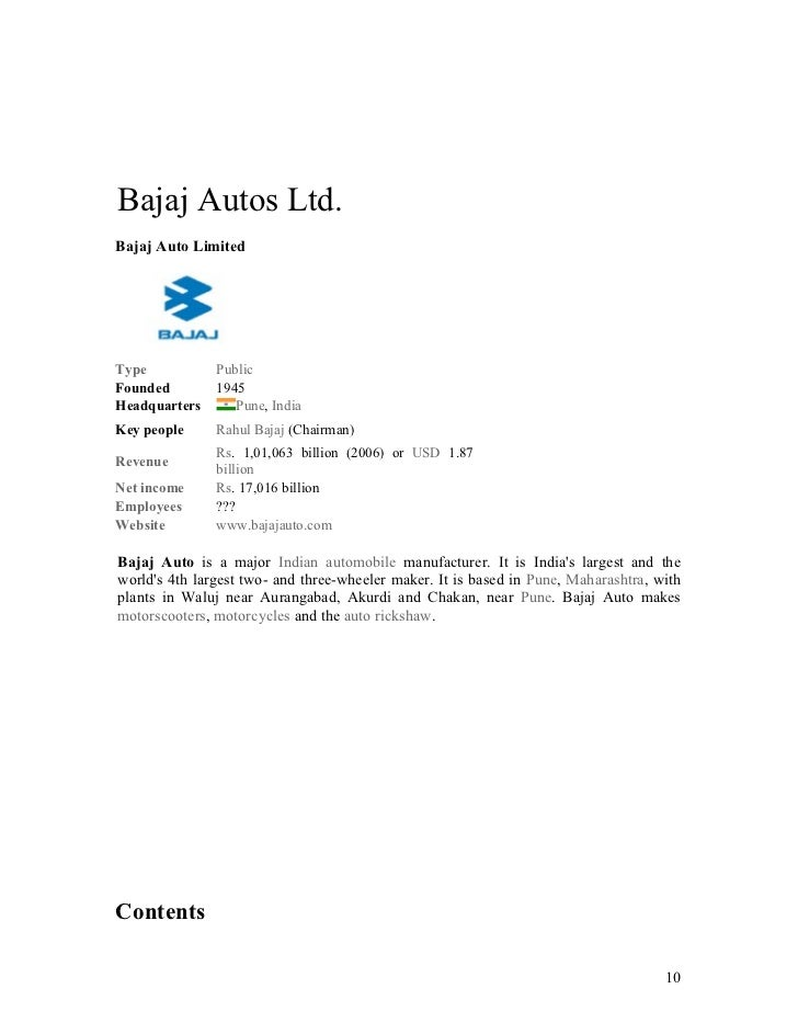 project report on research methodology Project report of research methodology on comparative  study ofbajaj v/s hero hondasubmited to submit.