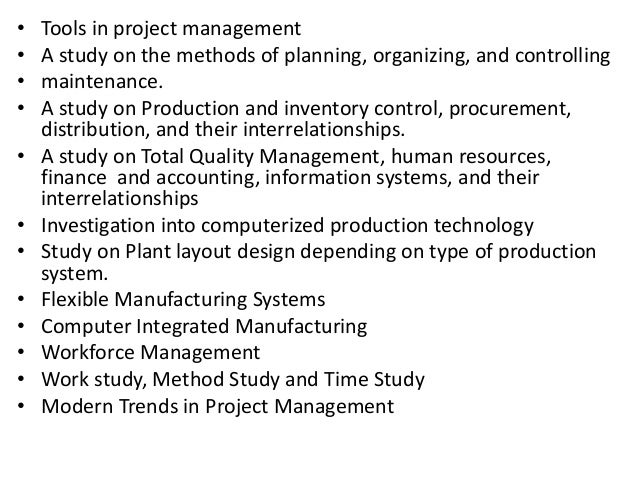 a project paper in production operations management Introduction this report is required as a partial fulfillment of study on the production and operations management in the perspective of bangladesh secondary objective mr asaduzzaman chowdhury, course instructor of pom, assigned the project and this report is prepared under his guidance.