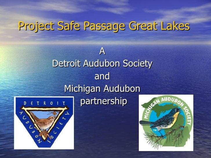Project Safe Passage Great Lakes