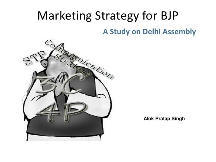 Political Marketing for BJP