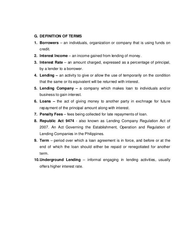 Sample hard money loan agreement