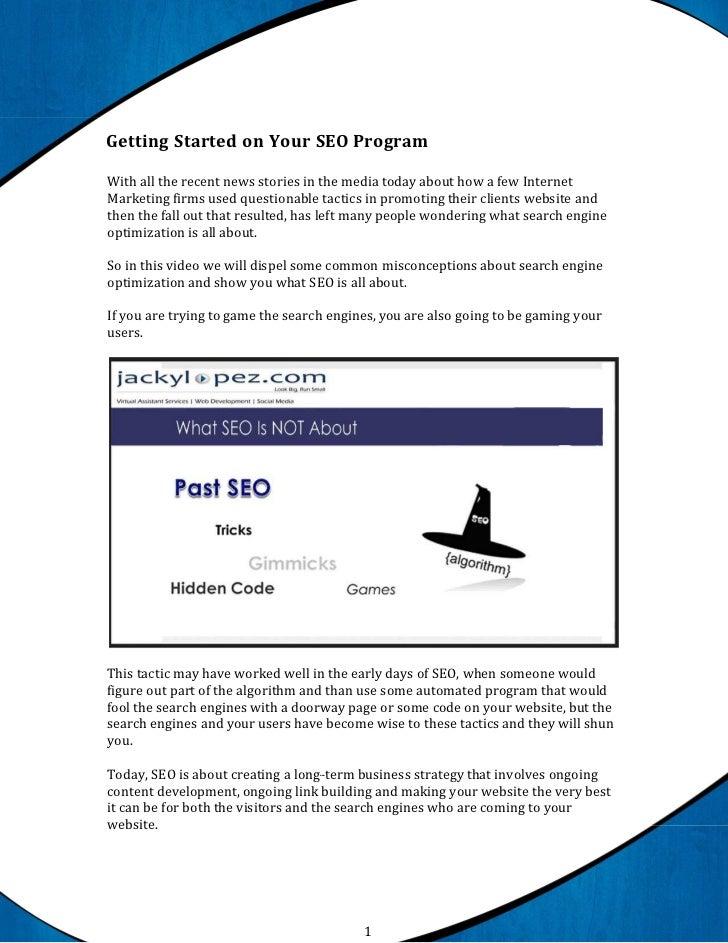 jackylopez.com - virtual Assistant and Web Development