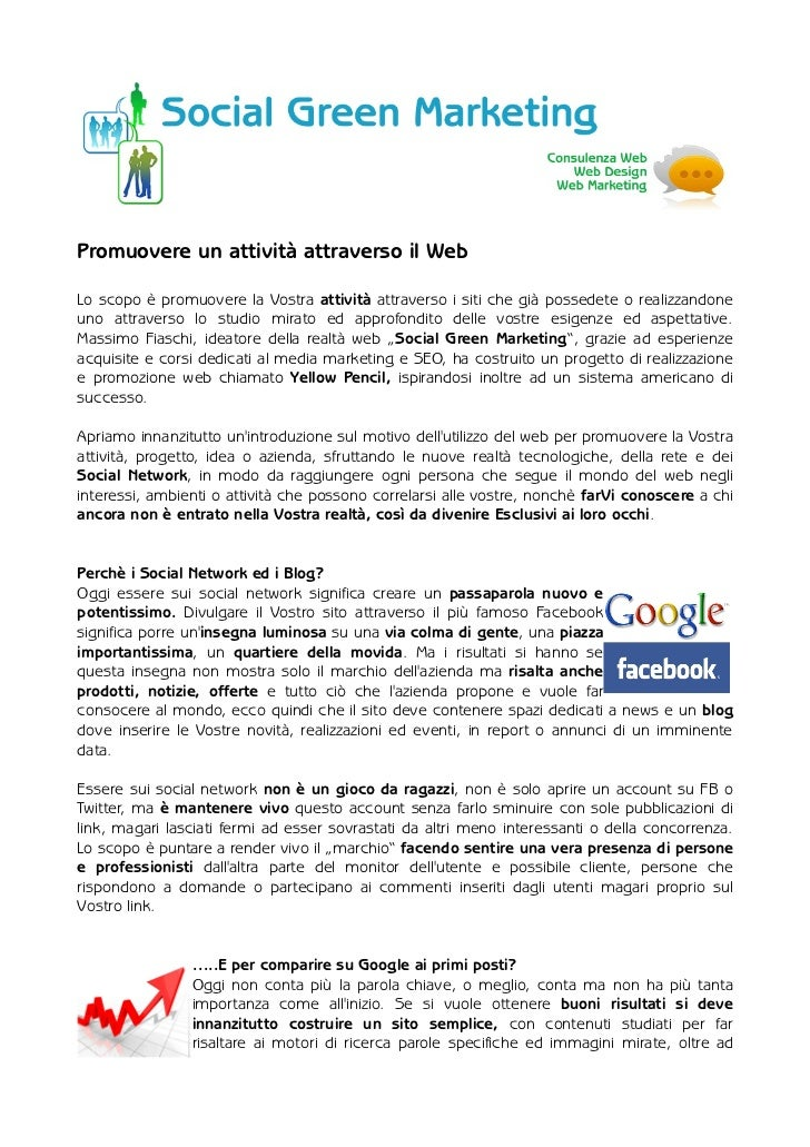 Project yellow pencil social markenting e web
