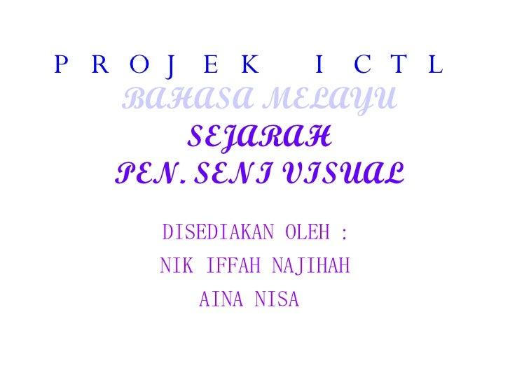 Projek Ictl