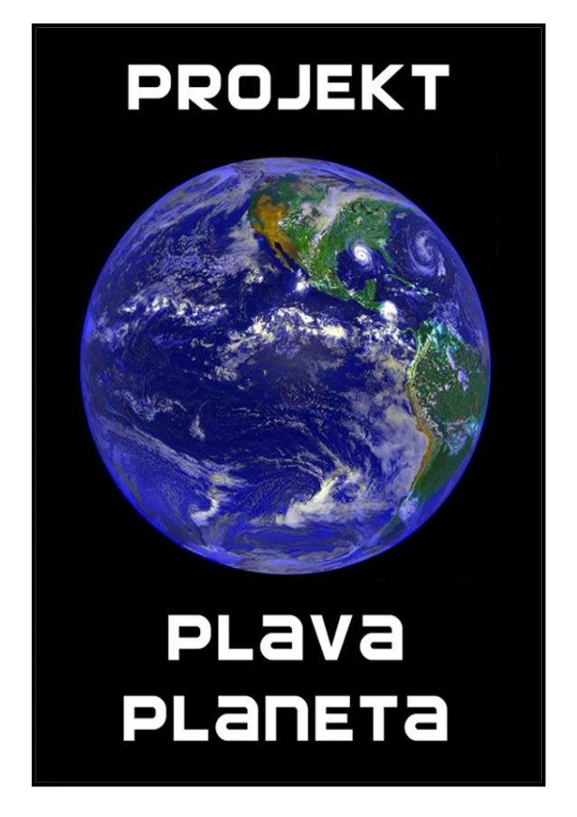 Projekat plava planeta
