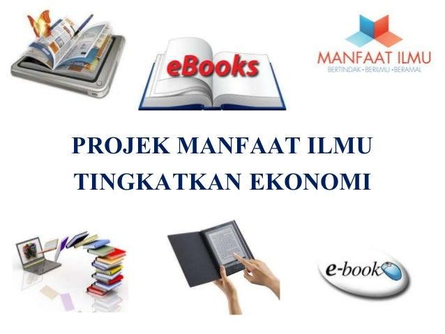 Projek RM50 Manfaat Ilmu