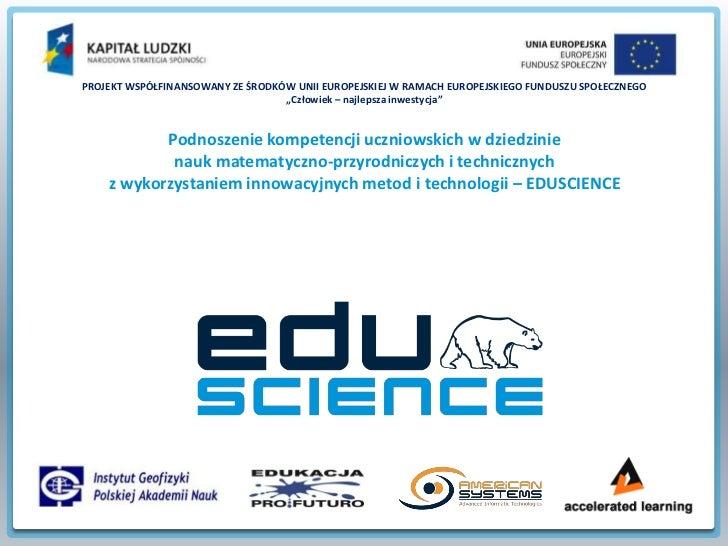 Projekt EDUSCIENCE