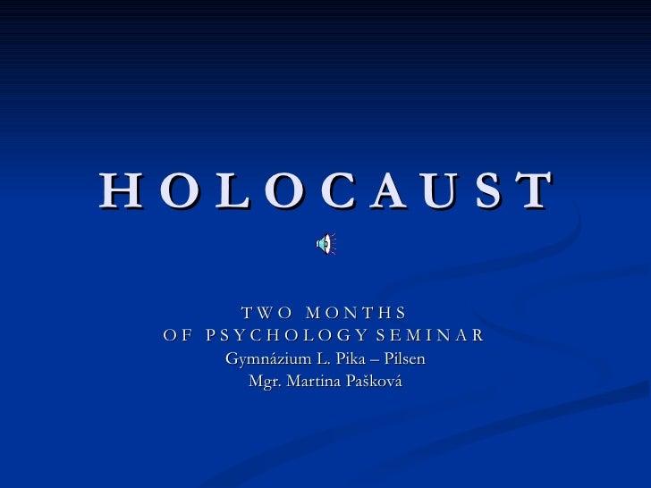 Projekt holocaust