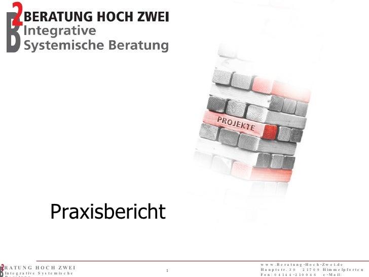 Praxisbericht