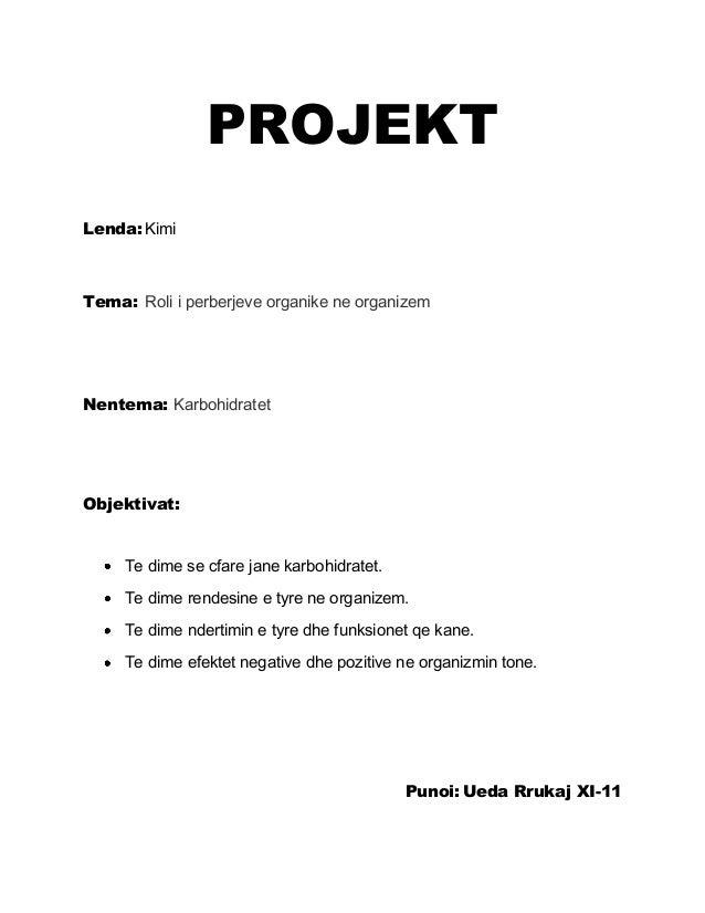 Projekt kimi