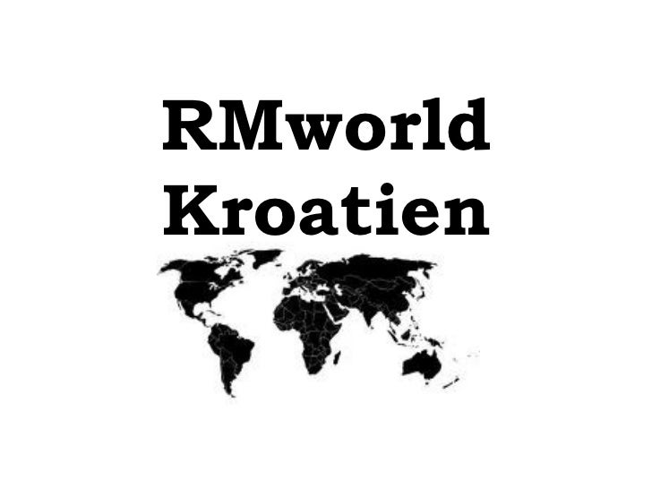 Projekt Kroatien