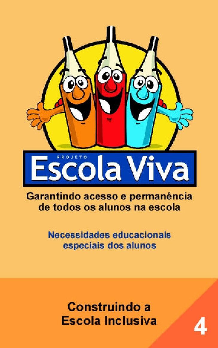 MINISTÉRIO DA EDUCAÇÃO SECRETARIA DE EDUCAÇÃO ESPECIAL     Garantindo acesso e permanência   de todos os alunos na escola ...