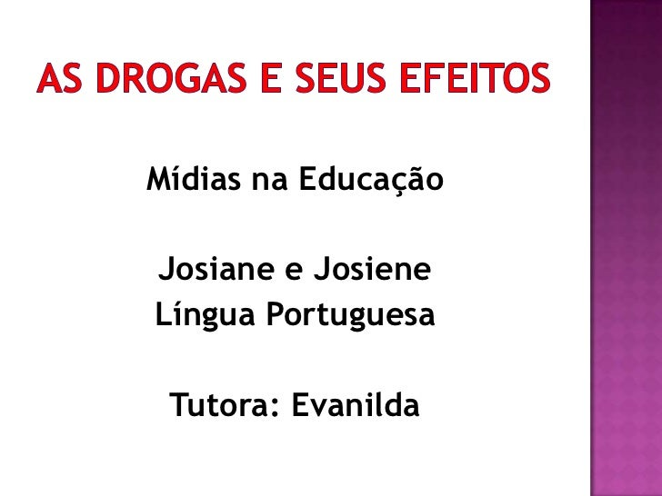 Mídias na EducaçãoJosiane e JosieneLíngua Portuguesa Tutora: Evanilda