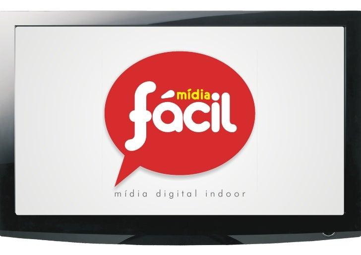 mídia digital indoor