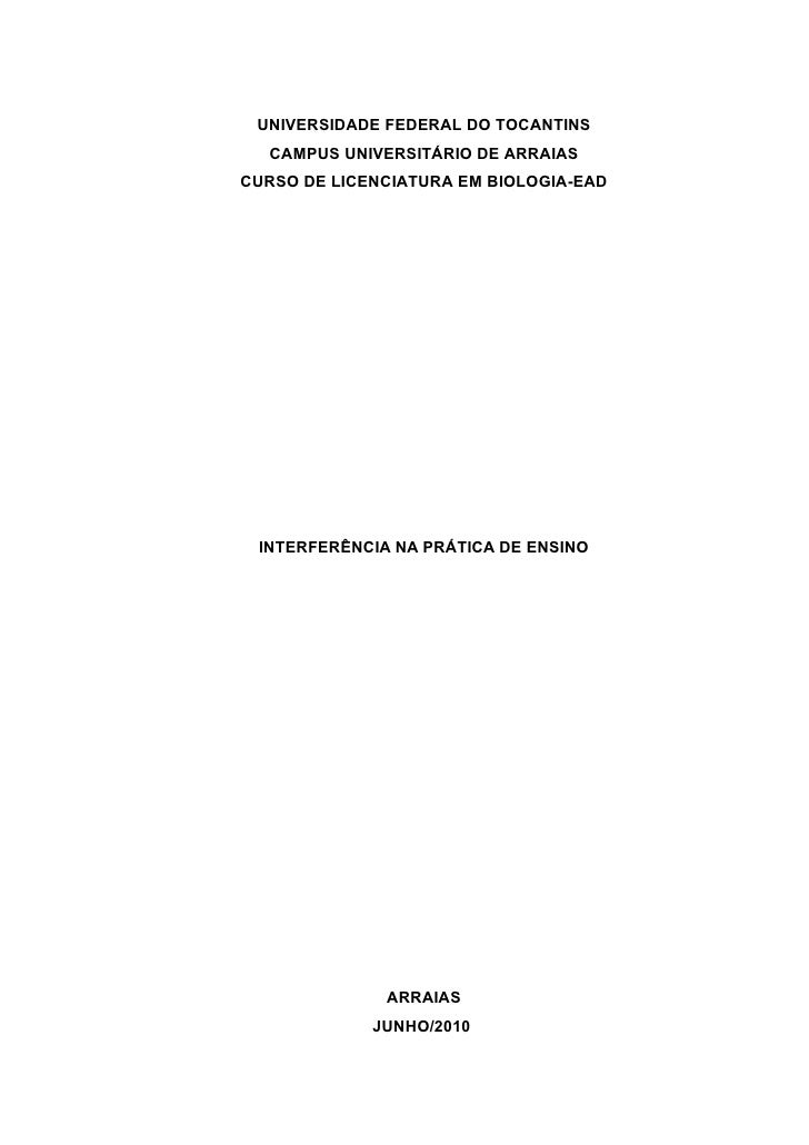 Projeto monografia 2