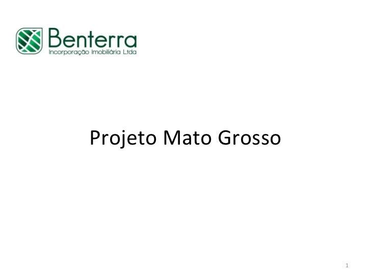 Projeto Mato Grosso