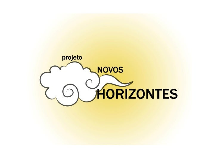 Projeto Novos Horizontes