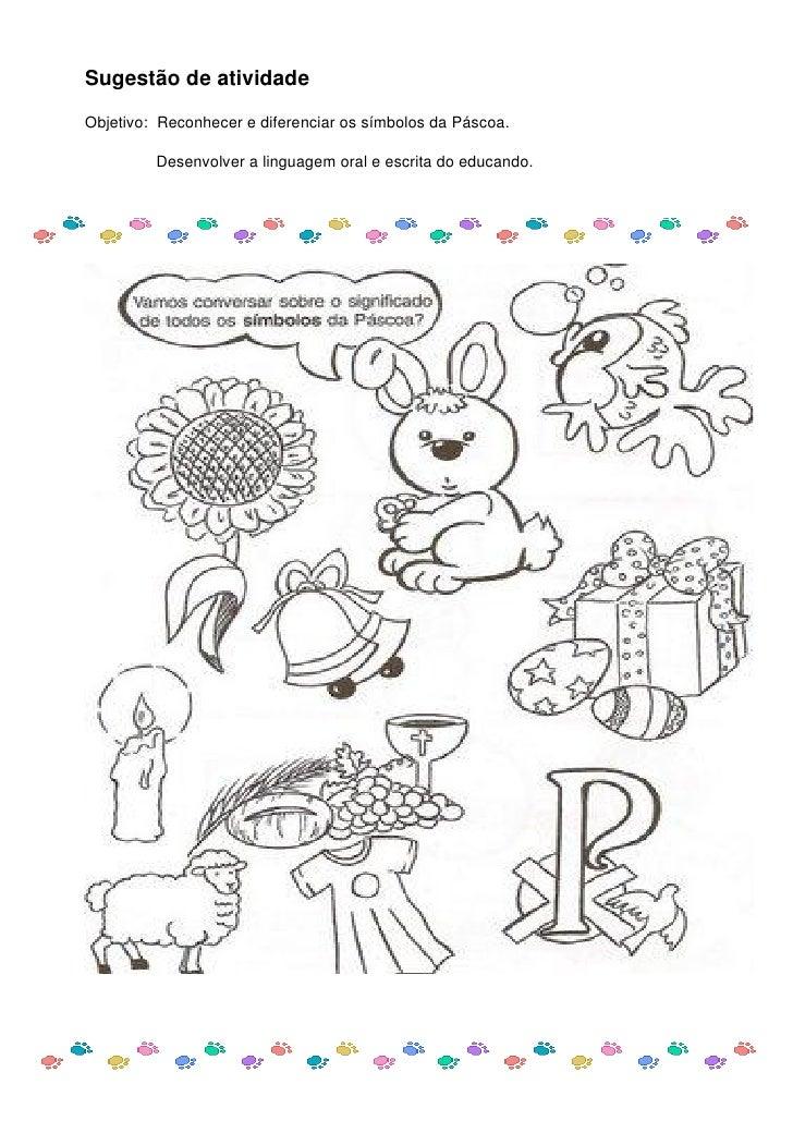 imagens  os s u00cdmbolos da p u00c1scoa e seus significados