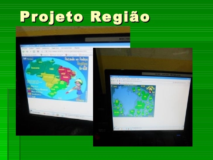 Projeto Região Norte