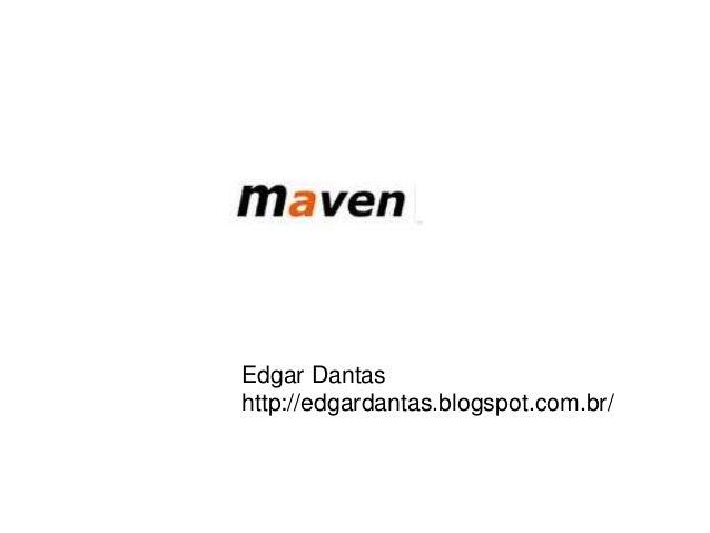 Edgar Dantas  http://edgardantas.blogspot.com.br/