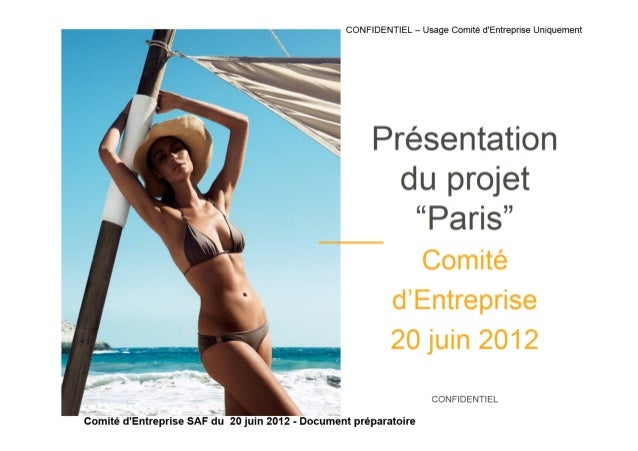"Présentation du projet ""Beautific Oenobiol"" Sanofi/Coca-Cola - 20 juin 2012"