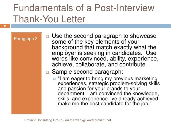 Request For Second Interview Sample Letter. Cover Letter For Job ...