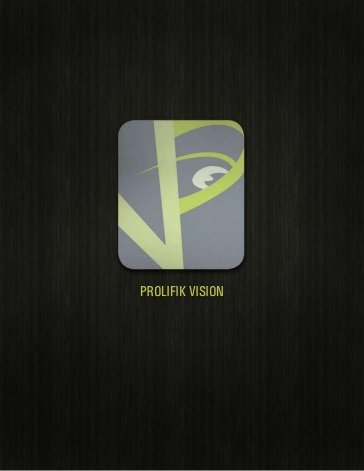 prolifik vision