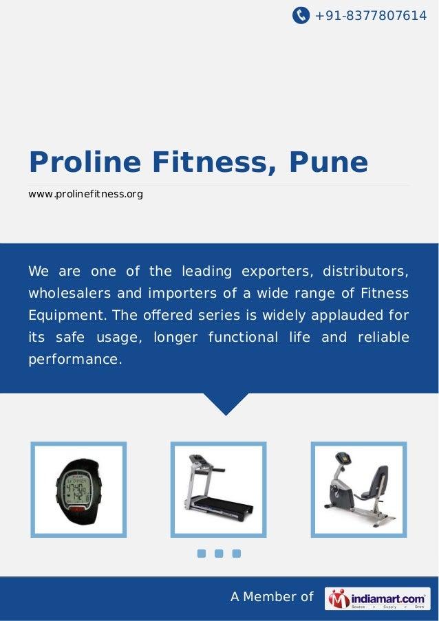 Proline fitness-pune