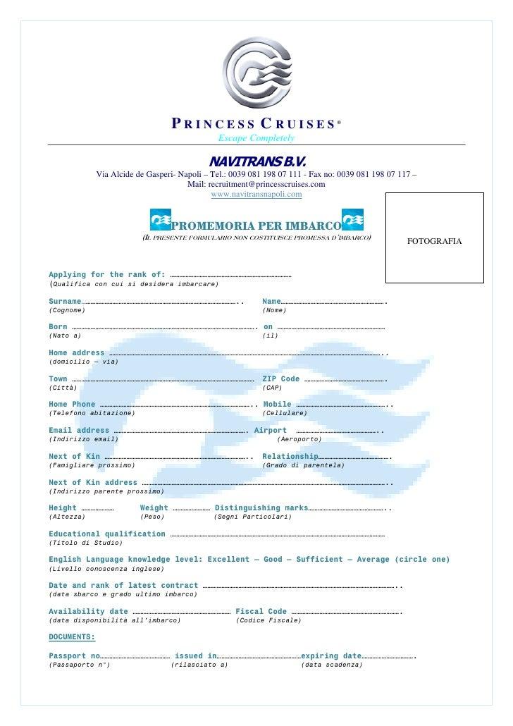 PRINCESS C RUISES                            ®                                              Escape Completely             ...