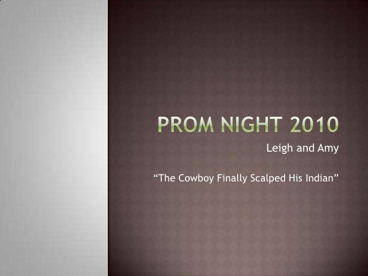 Prom Night 2010