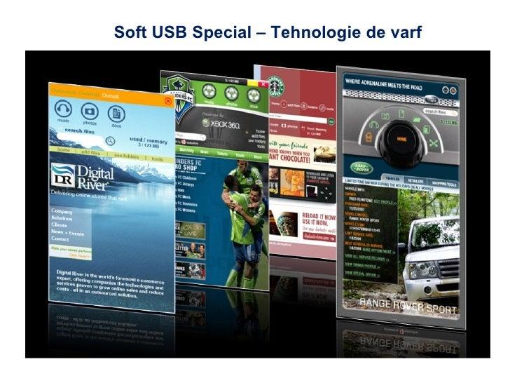 Soft USB Special – Tehnologie de varf