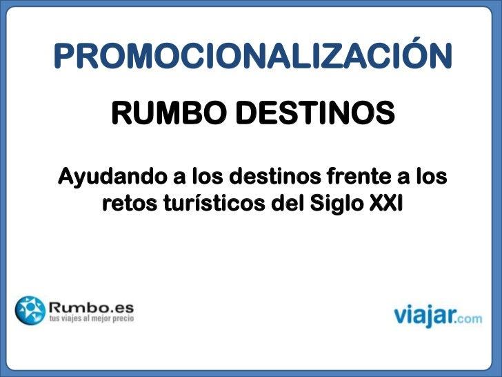 Promocionalizacion 2012