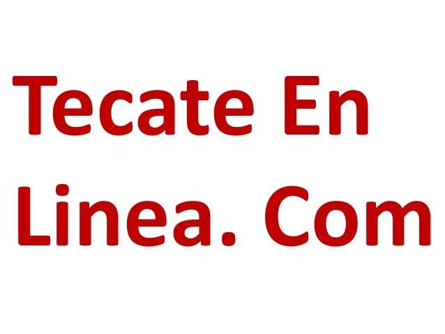 Tecate En Linea. Com